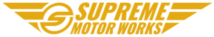 Supreme Motor Works Logo